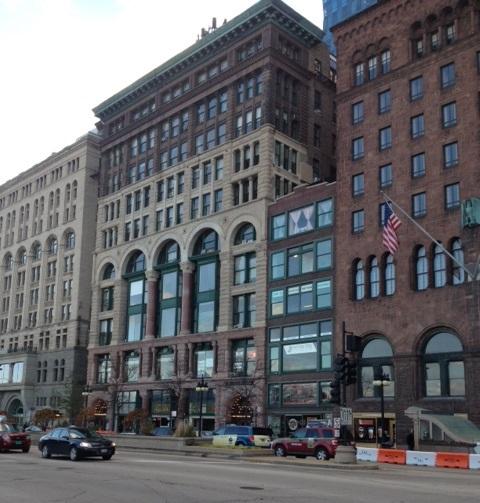 Fine Arts Building - Facade