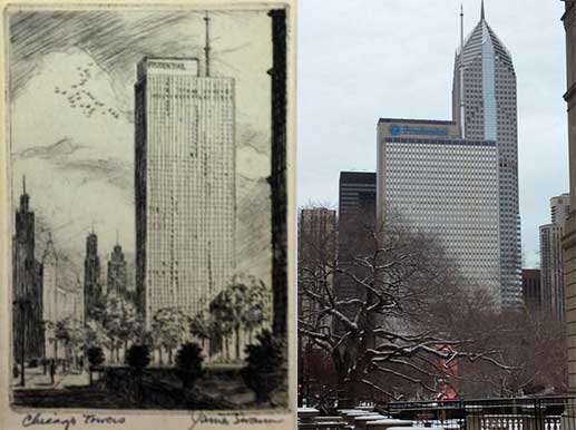 prudential-tower-chicago-then-and-now